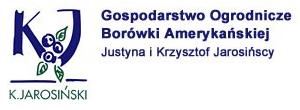 Gospodarstwo Ogrodnicze Borówki Amerykańskiej Justyna i Krzysztof Jarosińscy